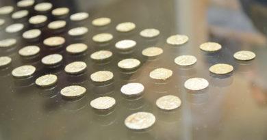 Muzeum vystavuje mince z Dálného Východu