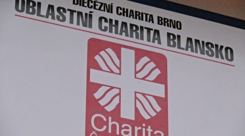 Oblastí charita Blansko