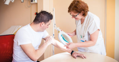 Bilance Evropského dne melanomu v Nemocnici Blansko