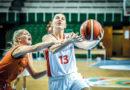 Šampionka Stloukalová: V basketbalu si občas moc nevěřím