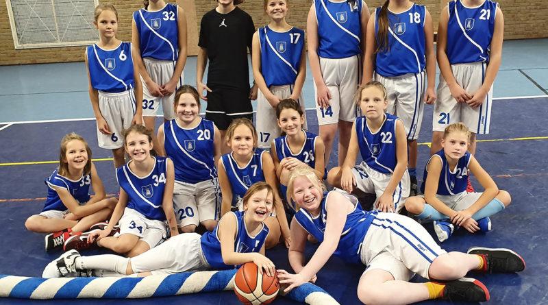 Blanenské basketbalistky uspěly v Bruntále