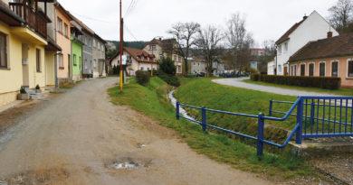 Rekonstrukce chodníku v Horní Palavě je v dohledu