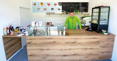 FARMOS CAFE láká nejen na prémiovou kávu